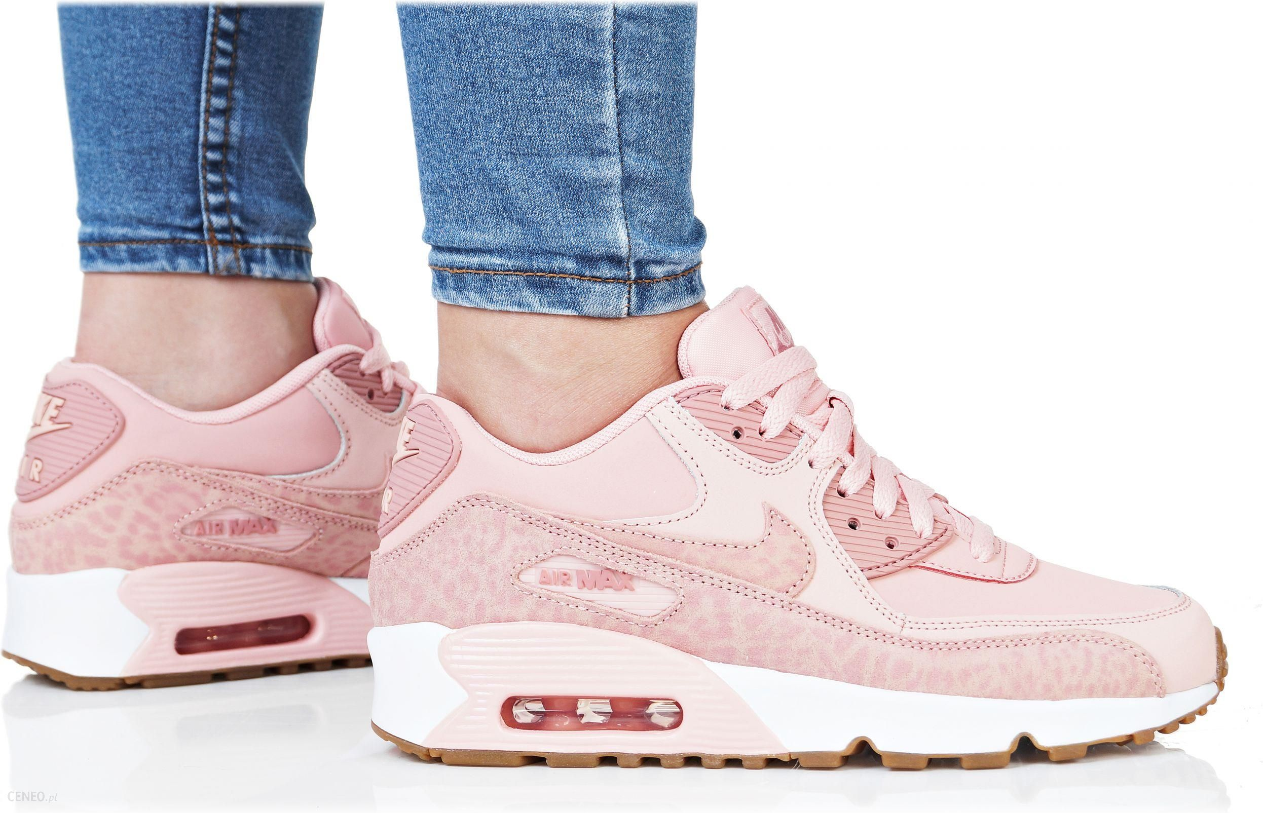 Nike AIR MAX 90 LEATHER SE GG 897987 004 Ceny i opinie Ceneo.pl