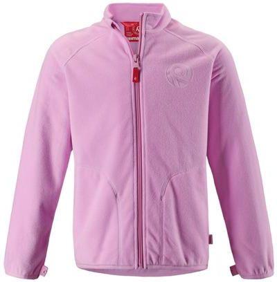 108e41e3aea967 Lassie Dziewczęca bluza polarowa Fleece Jacket Neon Raspberry 116 85,00zł. Bluza  polarowa Reima Inrun różowy