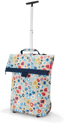 f8579f7623922 Mała walizka kabinowa SAMSONITE AT SOUNDBOX 88472 Biała - biały od297,92zł.  Reisenthel RNT6038. Wózek trolley M millefleurs - poliester, ...
