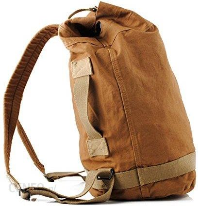 a65863413d88a Amazon DRF Canvas Plecak w stylu vintage Look Daypack do spędzania wolnego  czasu 26 x 40