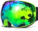 1dd928621b569 Amazon Gogle narciarskie gogle, copozz G1 na narty i snowboard osób  noszących okulary okulary narciarskie