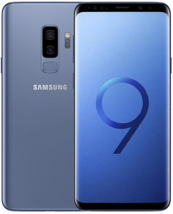 Samsung Galaxy S9 Plus SM-G965 64GB Coral Blue