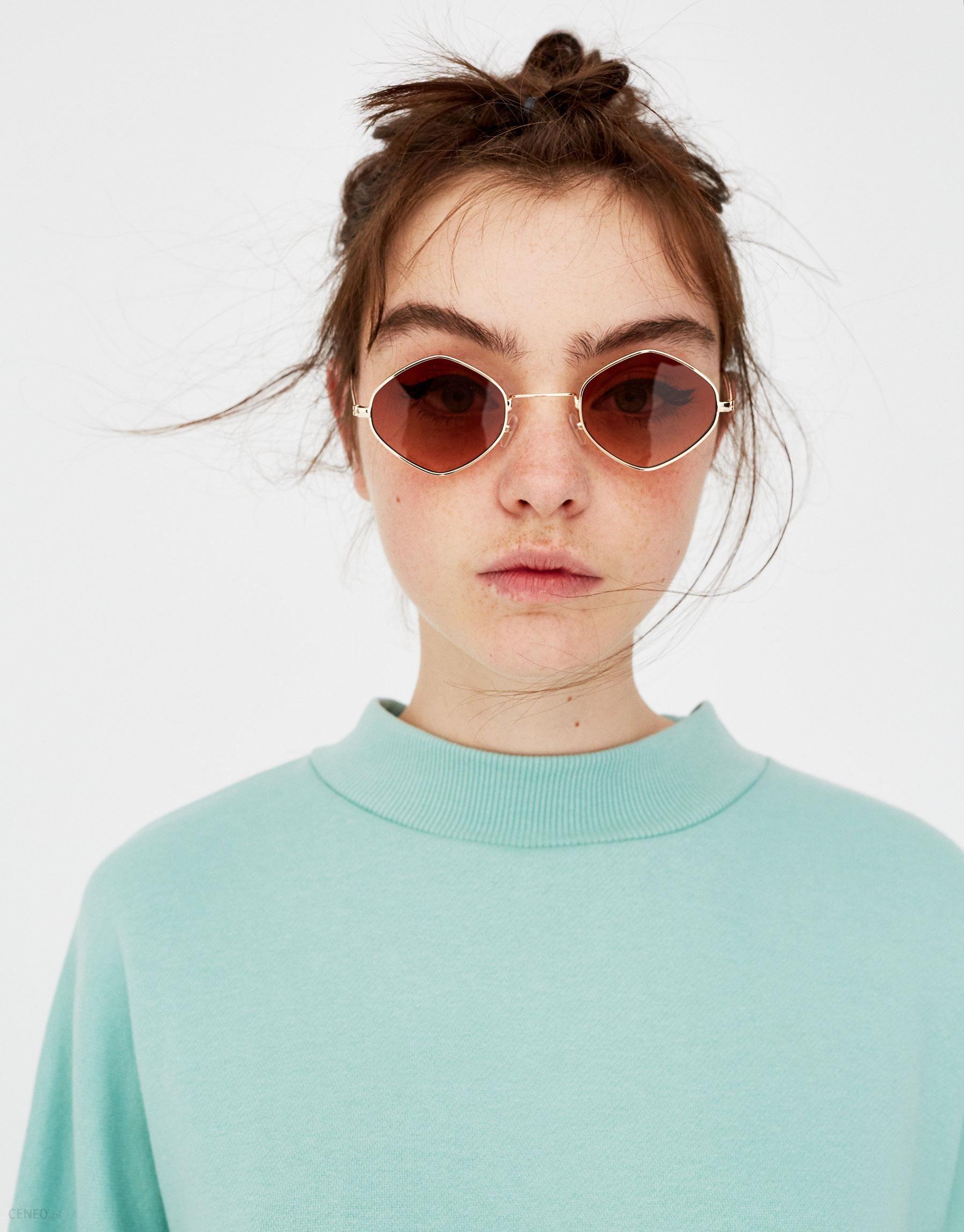 Fila męskie okulary przeciwsłoneczne, czerwona (SHINY Dark