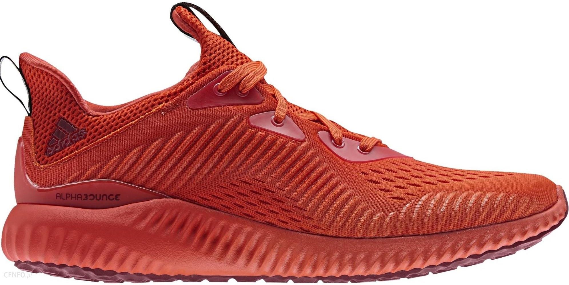 Adidas Alphabounce Em Red Bw1202 Ceny i opinie Ceneo.pl