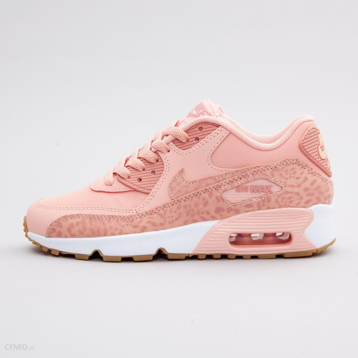 Nike AIR MAX 90 LEATHER SE GG 897987 601 Ceny i opinie