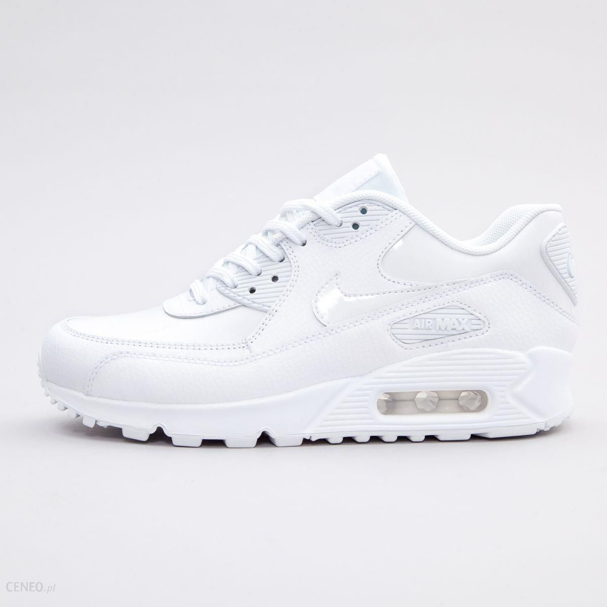 Buty Damskie Nike Air Max 90 Leather Shoe 921304 101