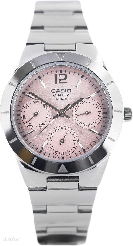 6bde030b413c15 Casio LTP-2069D-4AVEF - Zegarki Damskie - Ceny i opinie - Ceneo.pl