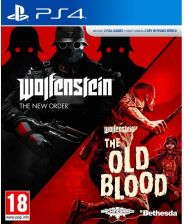 Gra PS4 Bethesda Wolfenstein The New Order And The Old Blood (Gra PS4) - zdjęcie 1
