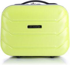 a47478477cf8b SUMATRA Kuferek na kosmetyki - kosmetyczka podróżna Pullman - Zielony