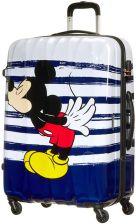 18d96fd7d9b84 American Tourister Disney Legends Mickey Kiss duża walizka - Mickey Kiss -  zdjęcie 1