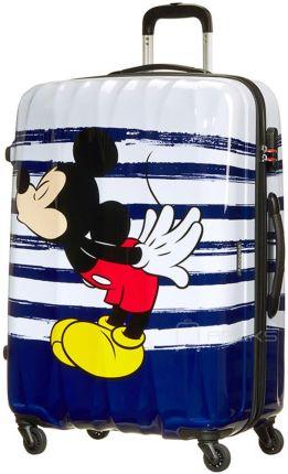 3a22ae3e95a70 American Tourister Disney Legends Mickey Kiss duża walizka - Mickey Kiss