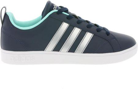 Buty adidas VS Advantage W Bb9622 Blue Women's Shoes SNEAKERS Sports Ceny i opinie Ceneo.pl