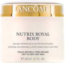 Lancome Odżywczy krem do ciała do suchej i bardzo suchej skóry Nutrix Royal Body Intense Nourishing Restoring Body Butter (Dry to Very Dry Skin) 200