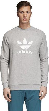 Adidas Originals Bluza Trefoil Crew Ceny i opinie Ceneo.pl