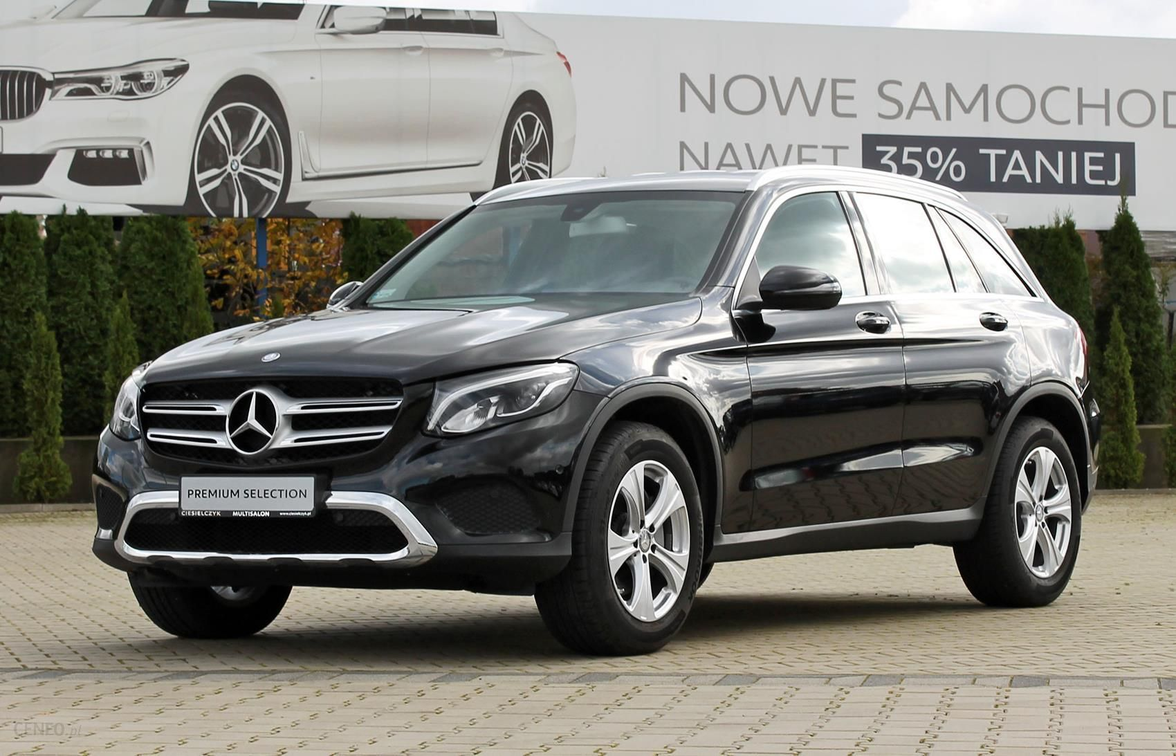 Mercedes benz glc 2016 diesel 170km suv czarny opinie i for Mercedes benz diesel suv