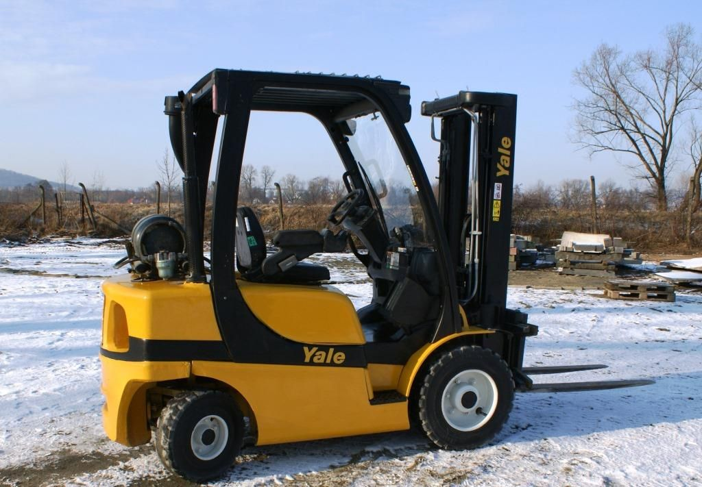Bardzo dobry Wózek widłowy YALE - Opinie i ceny na Ceneo.pl OH23