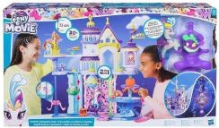 Hasbro My Little Pony The Movie Canterlot Seaquestria Castle C1057
