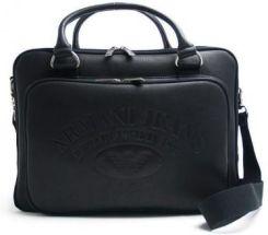 650a3c3e1670f Bardzo duża torba męska czarna Armani Jeans - Ceny i opinie - Ceneo.pl