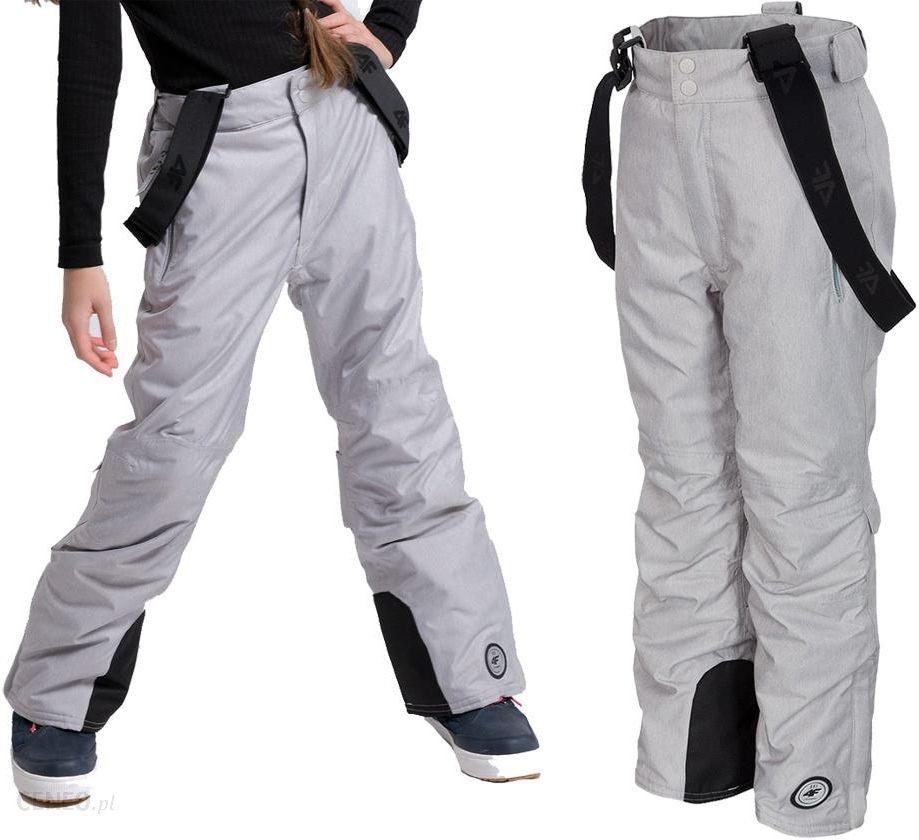 fd32ae7dc 4F Dziewczęce spodnie narciarskie JSPDN401 17/18 - Ceny i opinie ...