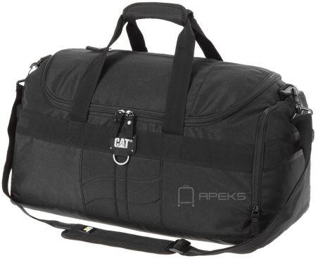 7b232d51b9176 Podobne produkty do Puma Torba sportowa Treningowa piłkarska. Caterpillar  Millennial Cargo Duffel M Black CAT średnia torba podróżna   sportowa