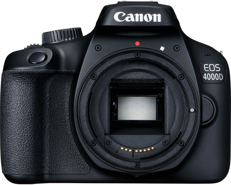 """""""Canon EOS 4000D"""" juodas + 18–55 mm"""