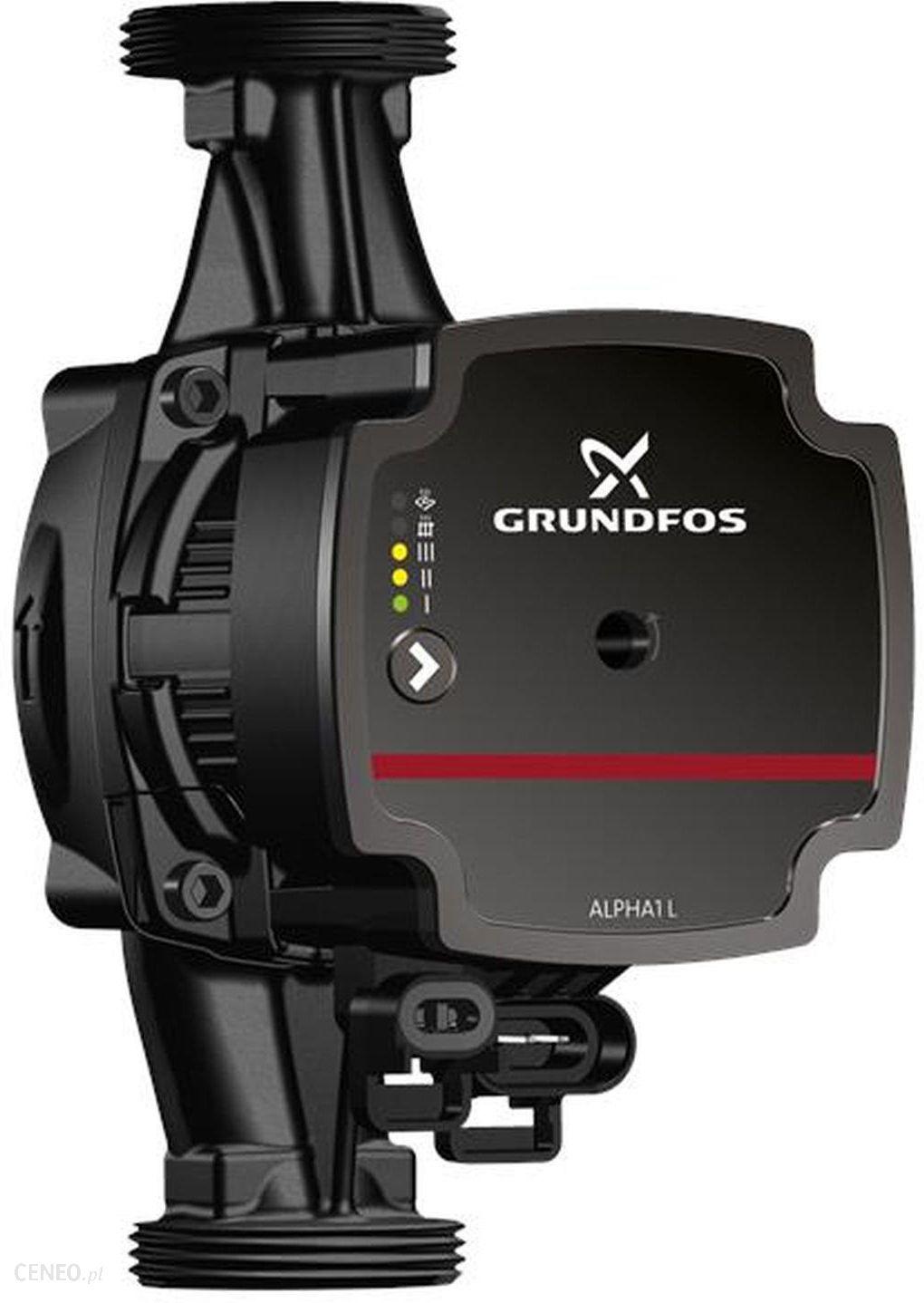 Grundfos Alpha1 L 32-60 180 99160590 - Opinie i ceny na Ceneo.pl