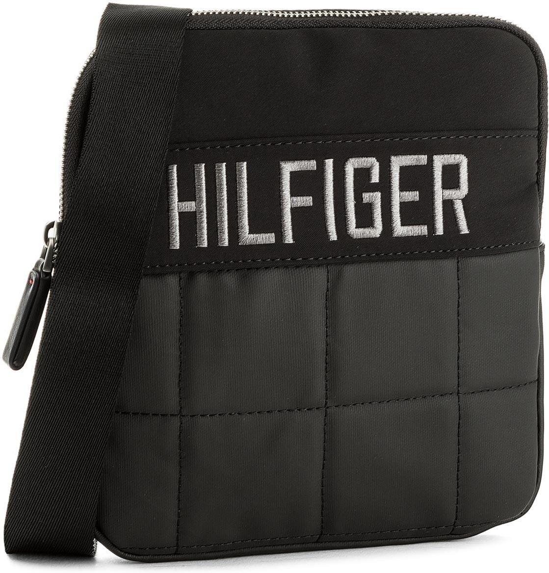 27f1ed3f9de0b Saszetka TOMMY HILFIGER - Hilfiger Go Mini Crossover AM0AM03161 002 -  zdjęcie 1