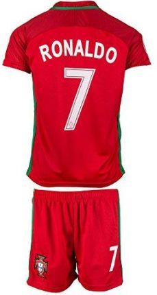 low priced d629b 40db9 Amazon Jersey Portugal # 7 Ronaldo 2016/17 dom dla dzieci i spodnie, 140