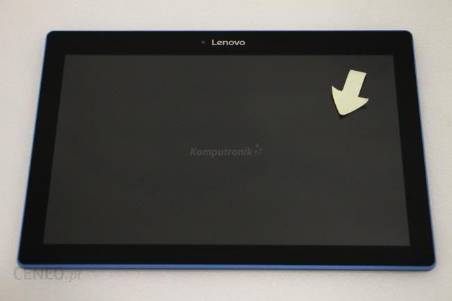 tablet lenovo tab 10 tb x103f 16gb wi fi czarny za1u0054pl ceny i opinie na. Black Bedroom Furniture Sets. Home Design Ideas