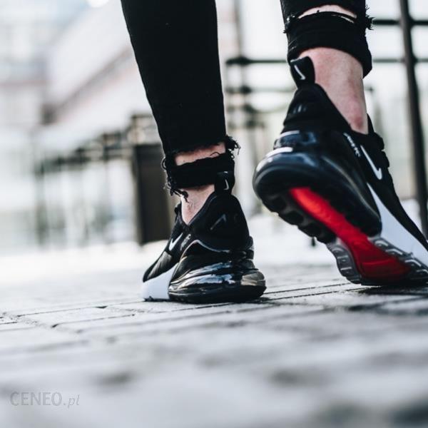 Buty damskie sneakersy Nike Air Max 270 943345 001 CZARNY Ceny i opinie Ceneo.pl