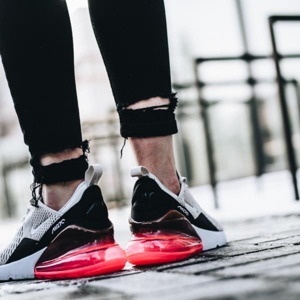 Buty damskie sneakersy Nike Air Max 270 943345 002 BRĄZOWY Ceny i opinie Ceneo.pl