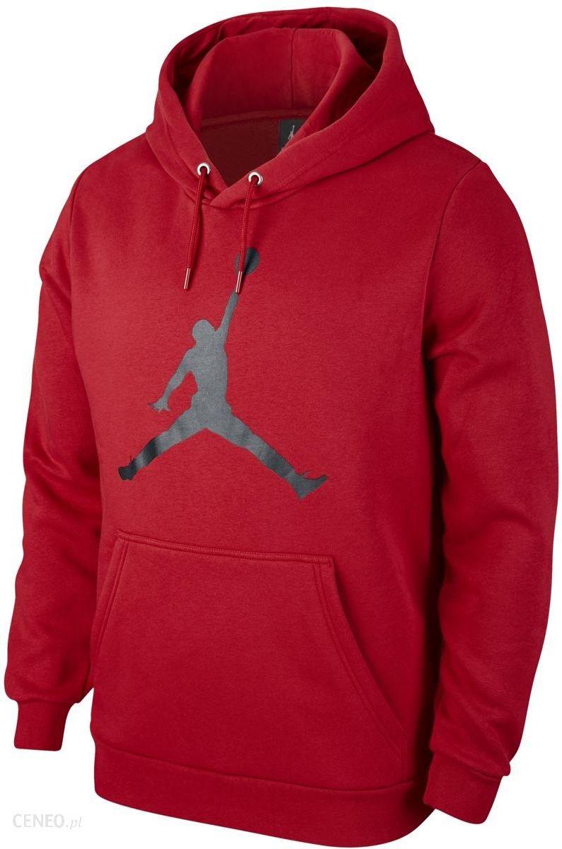 Nike JORDAN BLUZA FLIGHT FLEECE JUMPMAN AIR PO AH4507 687