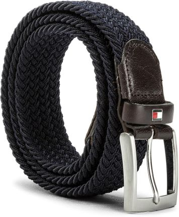 Pasek Męski TOMMY HILFIGER - New Adan Belt 3.5 AM0AM02801 85 422