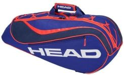 Head Torba Junior Combi Rebel blue/orange 283488BLOR