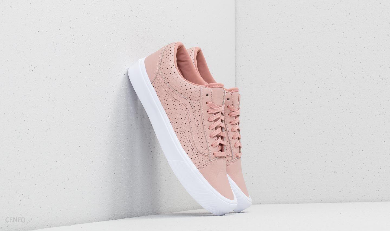 Vans Old Skool Lite (Perf) Blush Pink True White Ceneo.pl