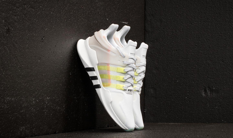 ef0564ab7 adidas EQT Support ADV W Ftw White  Semi Frozen Yellow  Core Black - zdjęcie