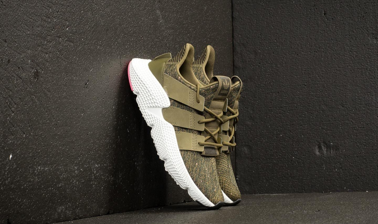 Adidas prophere Trace Olive / Trace Olive / Chalk Pink