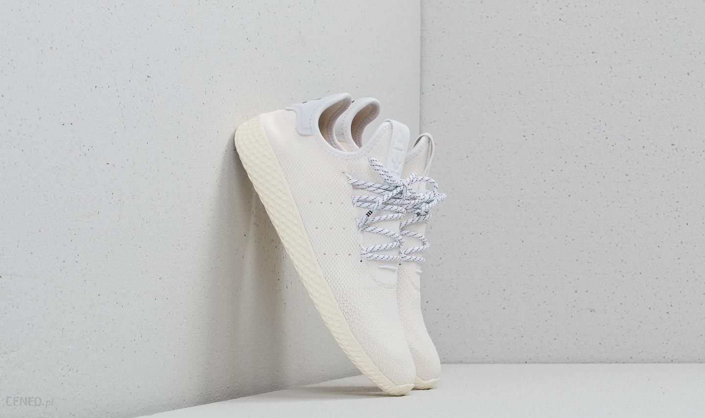 new style 52689 06db6 Adidas x Pharrell Williams Human Race HOLI Tennis BC Cream White/ Cream  White/ Ftw White - Ceneo.pl