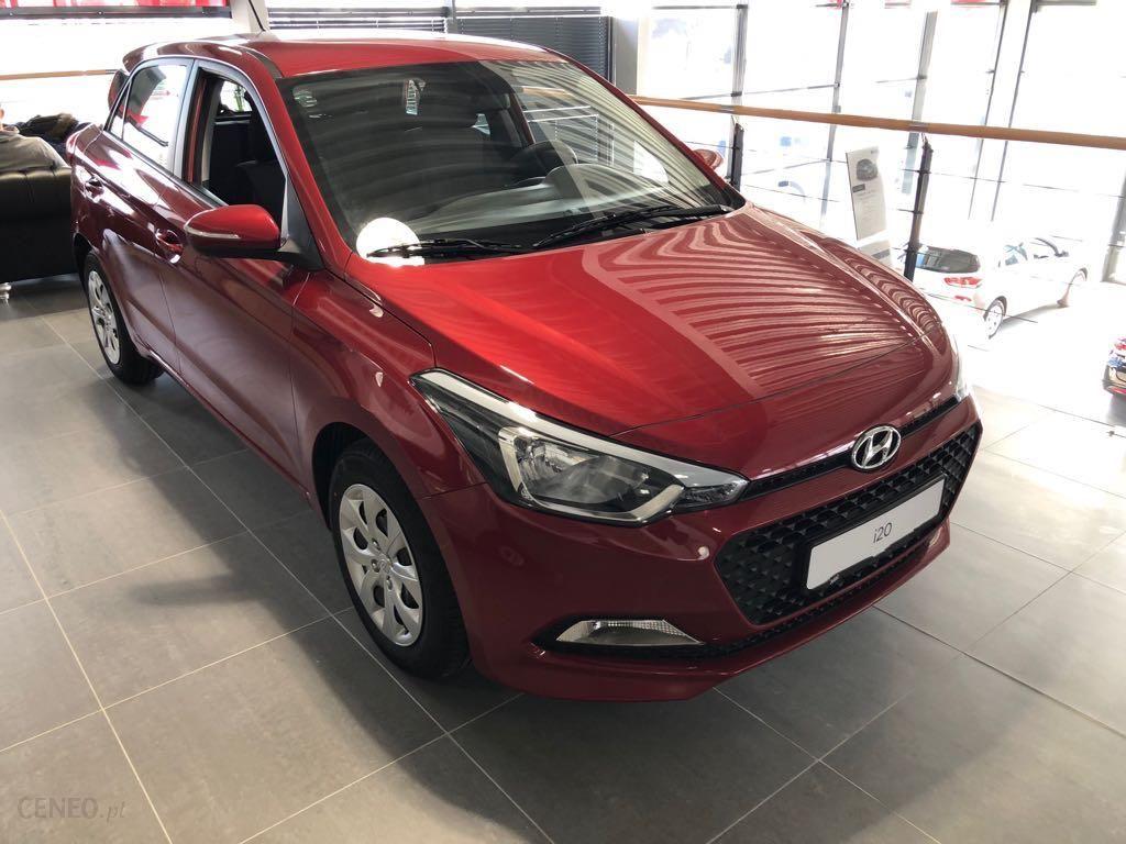 Chłodny Hyundai i20 II 2018 84KM czerwony - Opinie i ceny na Ceneo.pl UT84
