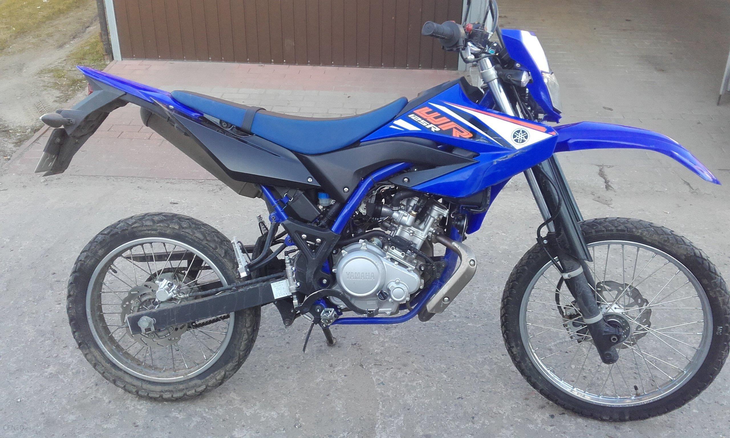 Yamaha Wr 125 R Opinie I Ceny Na Ceneo Pl
