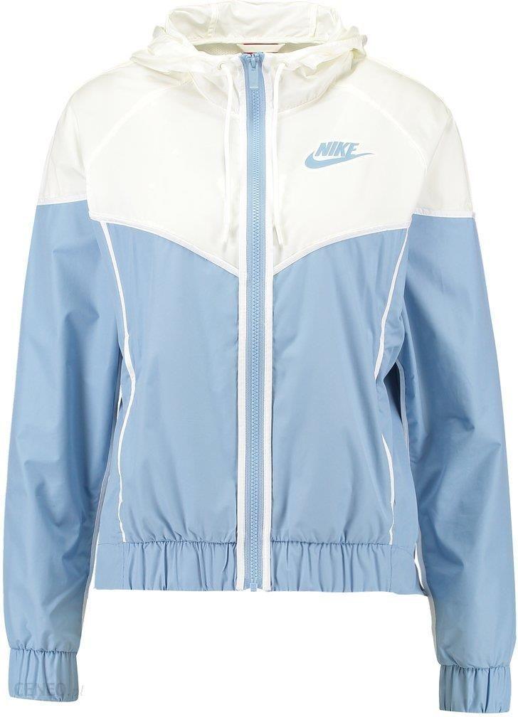 ogromna zniżka uważaj na największa zniżka Nike Sportswear Kurtka wiosenna leche blue/sail - Ceny i opinie - Ceneo.pl