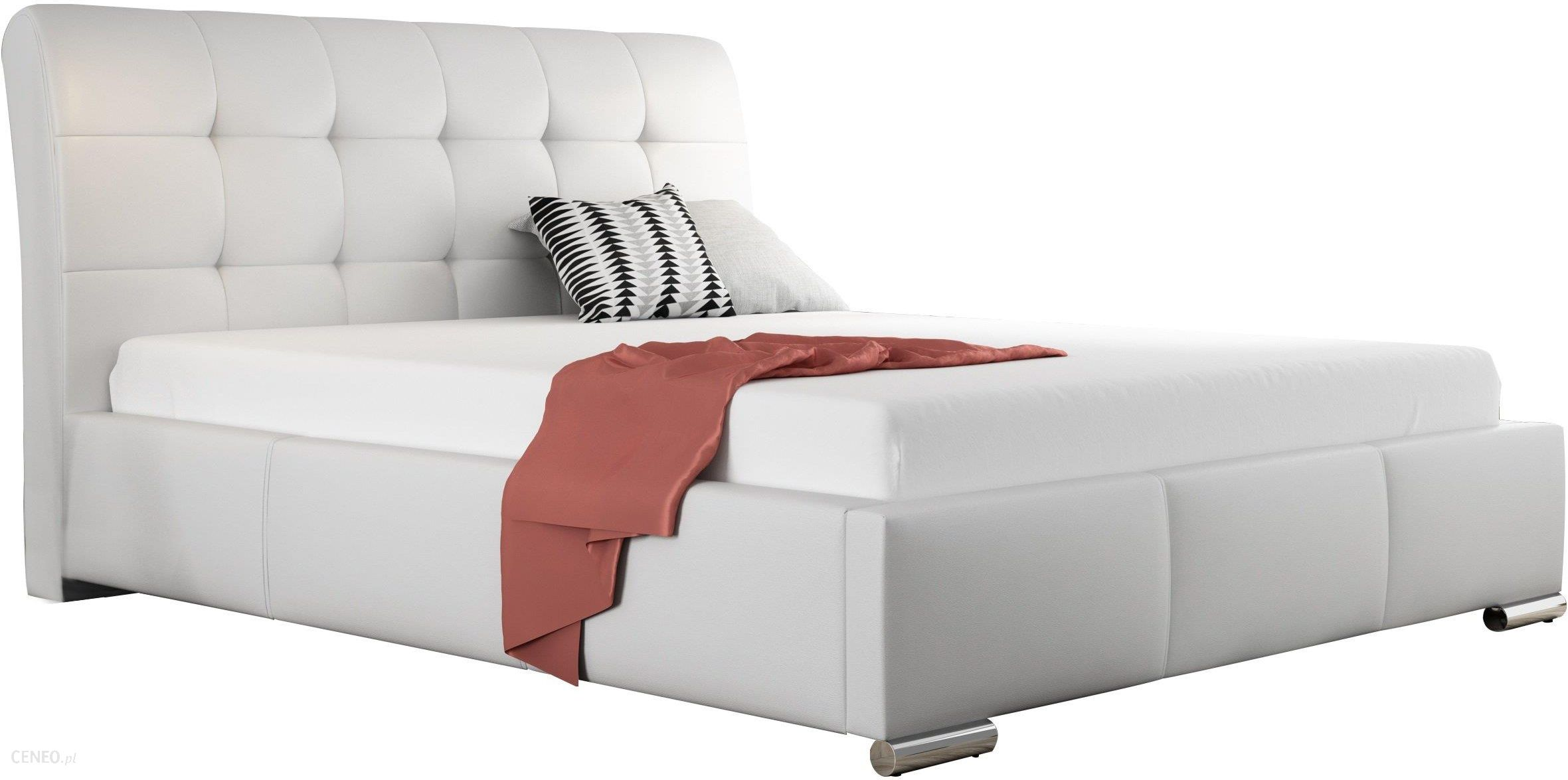 Mks Meble łóżko Tapicerowane Amber 160x200 Wrocław Sklepy