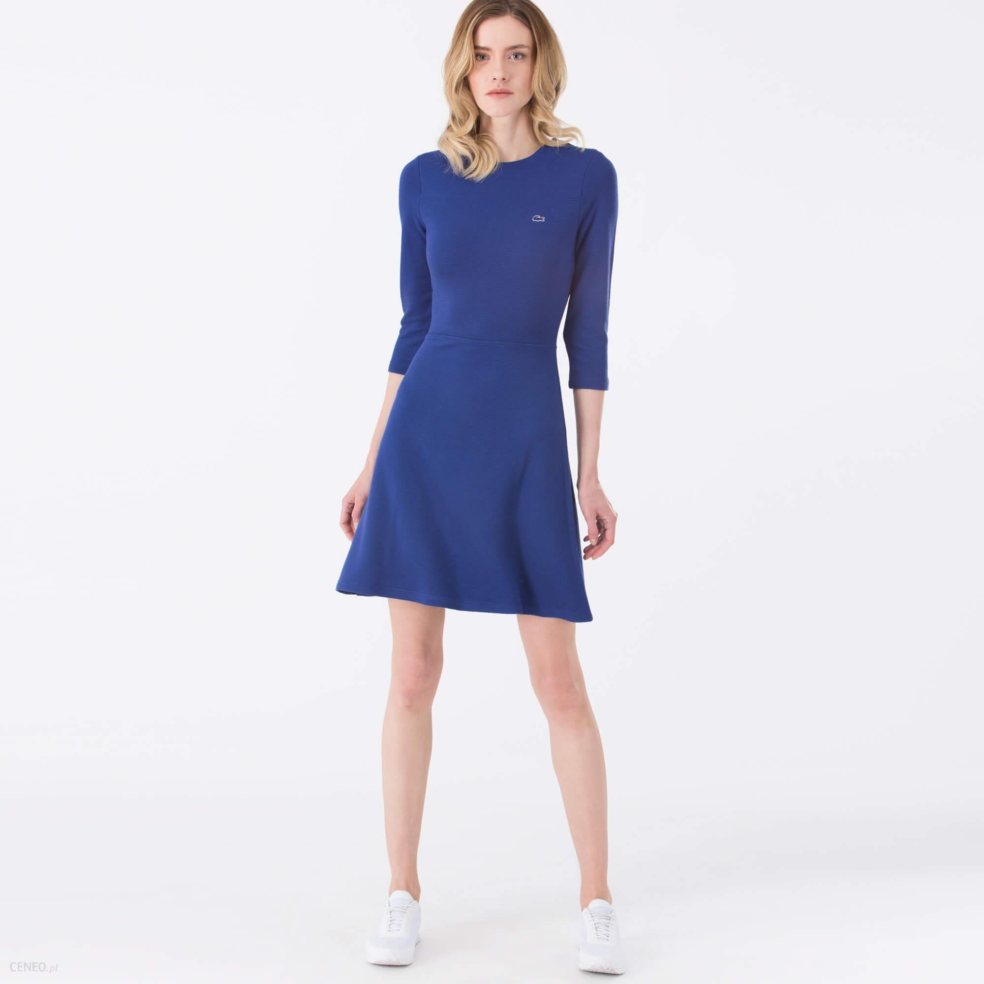 42c5bdc235 Lacoste Kobieta Sukienki 40 - Ceny i opinie - Ceneo.pl