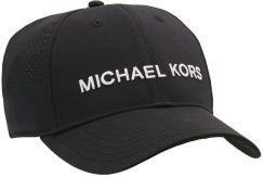581efb1d467a6 Michael Kors PERFORMANCE HAT Czapka z daszkiem black - Ceny i opinie ...