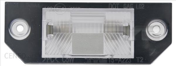 Tyc Lampa Tablicy Ford Focus Ii 04 C Max 03 0707 Lewaprawa C5w 15 0223 00 9