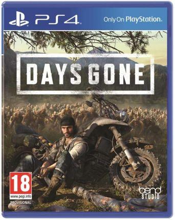 Days Gone Gra Ps4 Ceny I Opinie Ceneo Pl