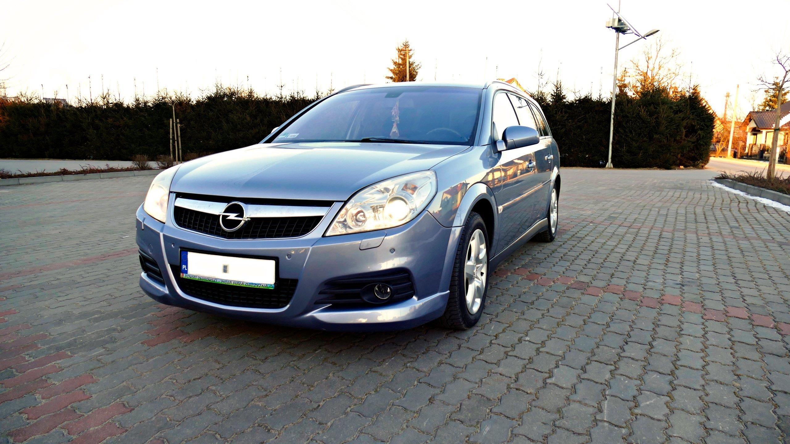 Opel Vectra C 2006 Diesel 1500km Kombi Niebieski Opinie I Ceny Na Ceneo Pl