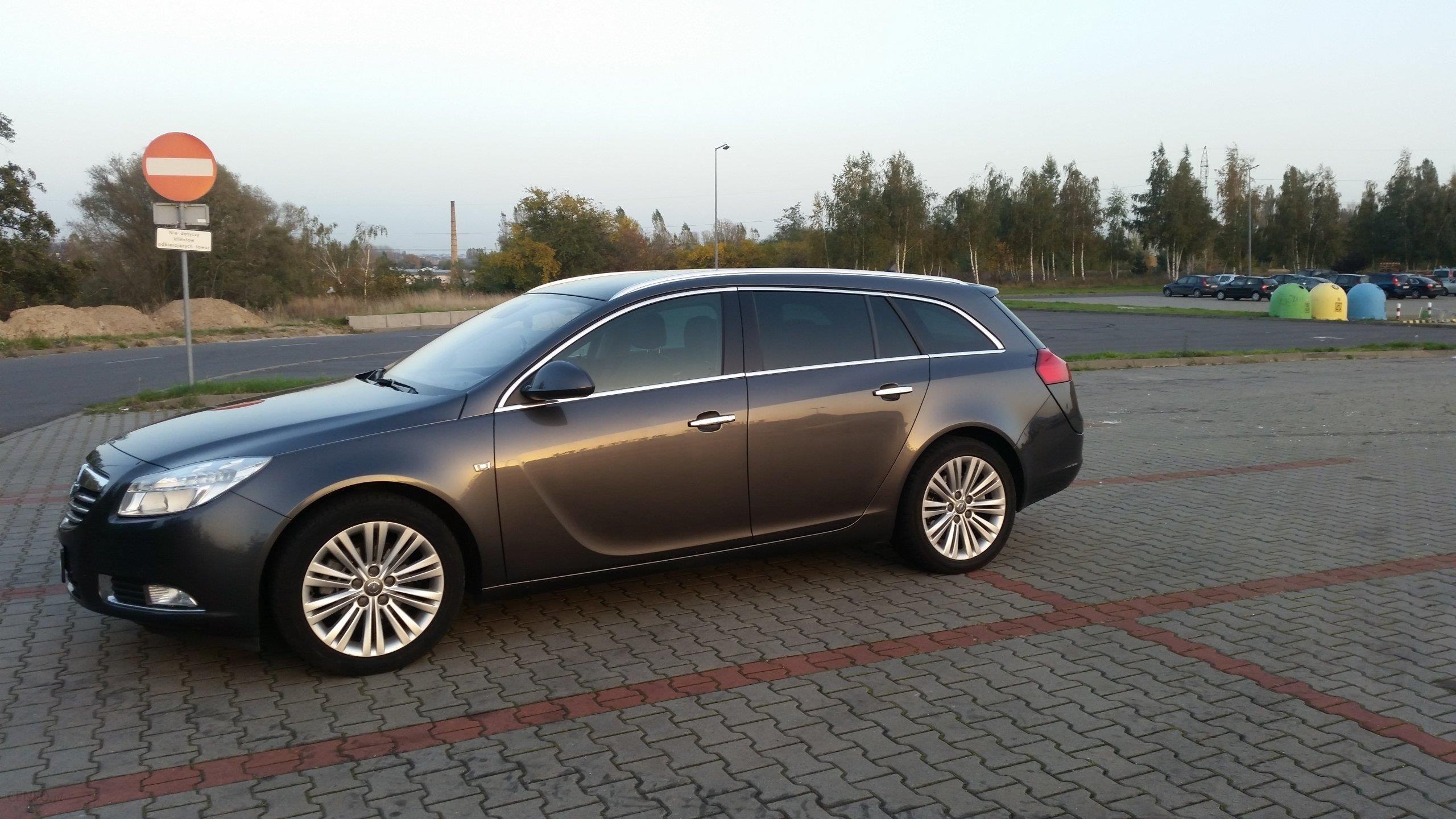 Opel Insignia A 2011 Diesel 160km Kombi Szary Opinie I Ceny Na Ceneo Pl