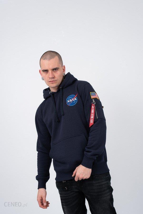 Bluza męska Alpha Industries Nasa Space Shuttle 178317 07