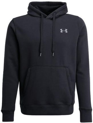 Bluza Under Armour RIVAL FITTED PULL OVER 1302292, Rozmiar: L, Kolor: Black